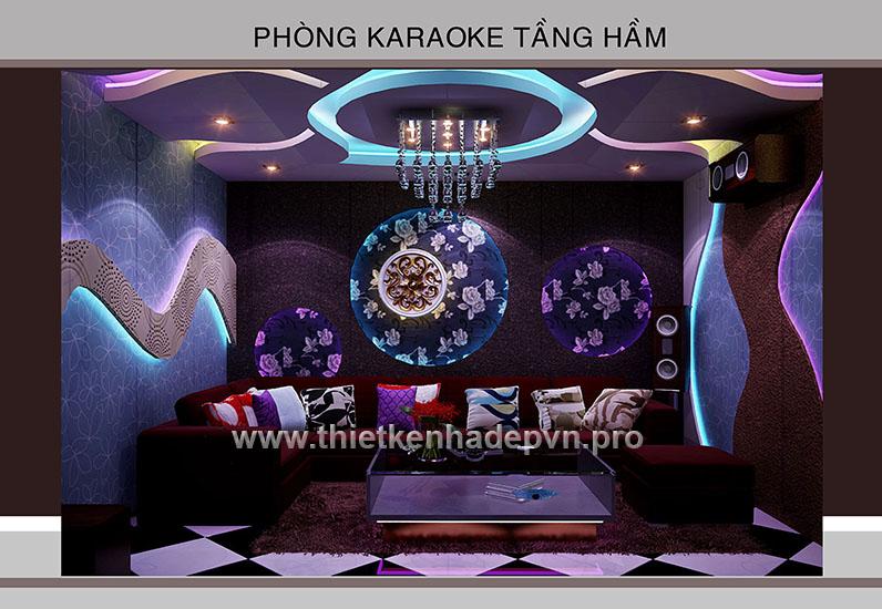 thiet ke noi that phong karaoke, noi that dep, thiet ke noi that