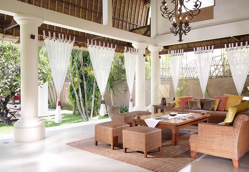 phong khach resort, mau resort 2017 dep